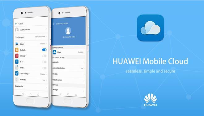 Νέα Υπηρεσία Cloud Αποθήκευσης για τους Κατόχους Smartphone από τη Huawei