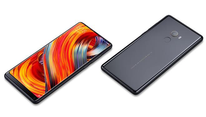 Tα εντυπωσιακά Xiaomi Mi MIX 2 και Mi MIX 2 Special Edition Smartphones