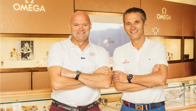 Η OMEGA γίνεται ο Επίσημος Χρονομέτρης  για το Volvo Ocean Race