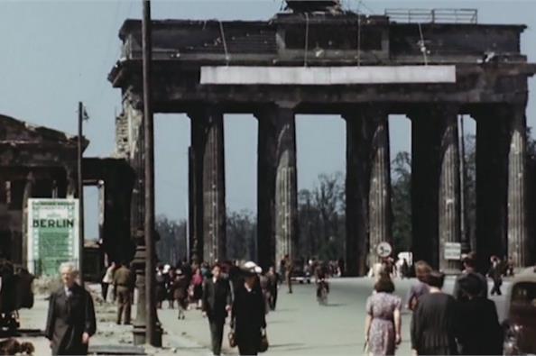 Το Βερολίνο μετά τον Χίτλερ: Σπάνιο αρχειακό υλικό από τον Ιούλιο του 1945